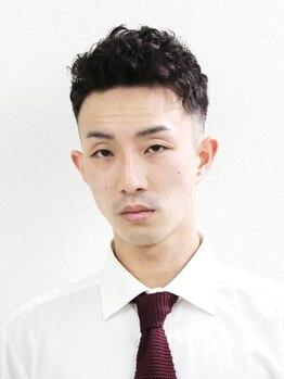 フリリ 新宿(Hulili men's hair salon)の写真/[新宿/メンズ専門]CUT+炭酸シャンプー+眉CUT4540!カラー/縮毛/眉Cut迄TOTALサポート!Huliliで爽やかに変身!
