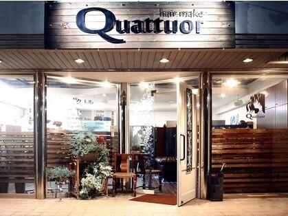 ヘアメイククァトル(Quattuor)の写真