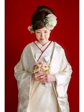 ドゥール(DOLL)【DOLL】結婚式白無垢ヘアセット