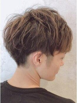 ヘア スペース メロウ(hair_mellow)の写真/高いカット技術で、あなたの理想のstyleに!再現性抜群のスタイルを提案します!!