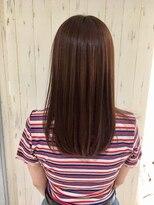 ラ ブランシュ 大宮(La Blanche)【大宮/東口】ピンクブラウン/髪質改善/オージュア/イルミナ
