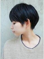 [Ravo]黒髪小顔ショート