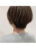 ルーチェ ヘアーデザイン(Luce.hair.design)ショート