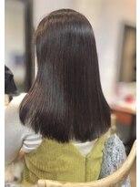 ミーノ(mieno)髪質改善ノンジアミンカラー