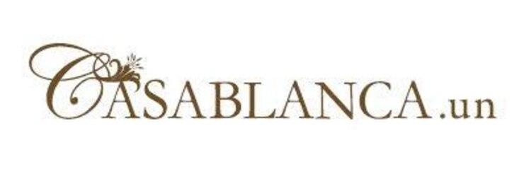 カサブランカアン(CASABLANCA.un)のサロンヘッダー