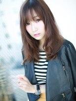 アグ ヘアー ドレス 喜久田店(Agu hair dress)ふわモテ☆フリンジバングヘア