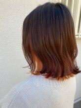 【パラゴン特製トウメイ感カラー・スタイリスト紹介】トレンド感はもちろん、圧倒的ト ウメイ感を持つ髪へ