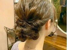 ヘアーデザイン ポポラリタ(Hair Design Popolarita)の雰囲気(東口すぐの好立地!ヘアセットが3850円で出来るから嬉しい◎)