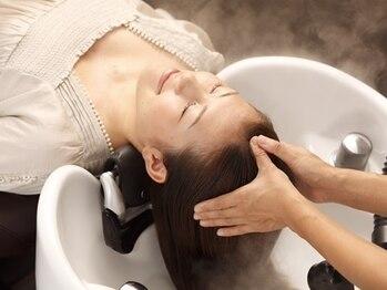 ヘア スペース メロウ(hair_mellow)の写真/日頃頑張っている自分へのご褒美に!頭皮&美髪ケアでプチ贅沢な癒やしの時間を体験♪