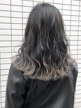 ヘアーサロン ソルト(hair salon SALT)ナチュラルプチグラデーション
