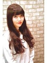 ルーチェ ヘアーデザイン(Luce Hair design)黄色っぽくならない艶カラー!!