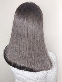 ラテ 恵比寿(LATTE)の写真/[Aujua認定サロン]一人ひとりの髪の状態に合せてカスタマイズ☆Aujuaソムリエ在籍