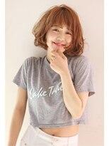 モッズ ヘア 海浜幕張店(mod's hair)エアリーラフボブ【MILA 2009S/S】