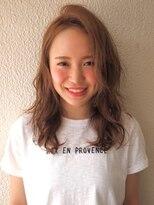 ヘアーメイク リアン 新田辺店(Hair Make REAN)◆REAN 京田辺/新田辺◆カジュアルルーズウェーブ