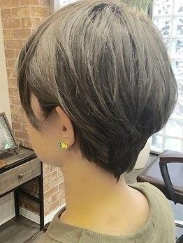 プロキシムヘアワークス(proxim hair works)の写真/毎日サロン帰りのスタイルが続く褒められヘアに♪骨格に合わせたカットで一番似合うをご提案いたします。
