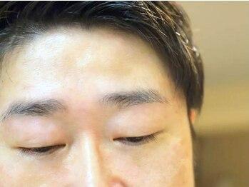 """ヘアープラッツユウガ(Hair Platz 悠雅)の写真/<新大塚駅5分>「人格を表す眉」◆眉を変えると印象が変わる―""""なりたい自分""""を眉スタイリングで表現◎"""