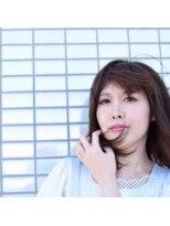 【イルミナカラー】オトナ女子×ミディアム★
