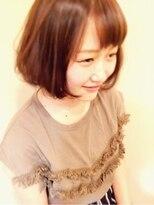モイヘアーデザイン(moi hair design)カジュアルボブ