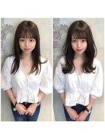 アフロート ワールド 渋谷(AFLOAT WORLD)渋谷アフロート☆張替 必ずイメチェンできる女性らしいカタチ!