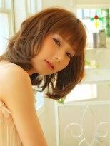 ショコラウメダ(Chocolat UMEDA)ナチュラル縮毛☆柔らかBOBstyle