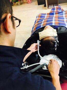 ロトス(Lotos)の写真/肌が弱くて悩んでいる方必見!!頭皮を清潔に整えて悩みを解消★髪本来の力を取り戻す手助けに♪