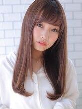 アグ ヘアー ドレス 喜久田店(Agu hair dress)☆ナチュラルストレート×毛先ワンカール☆