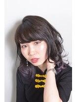 オーラピカ(Oola-Pikka)☆濃厚パープルアッシュ☆
