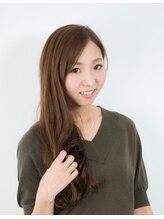ヘアメイクソラ(Hair make SORA)ロング/毛先カール