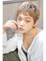 レーヌ(reine)<reine>sakamoto high tone short style