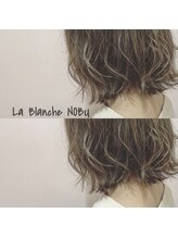 ラ ブランシュ 大宮(La Blanche)☆3Dシアベージュ☆La Blanche ☆NOBU