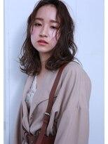 バッテリー ヘアアンドメイク 塚本店(Battery hair&make)ナチュラルヘア