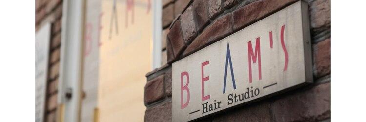 ヘアースタジオ ビームス 西江井ヶ島店(Hair Studio BEAMS)のサロンヘッダー