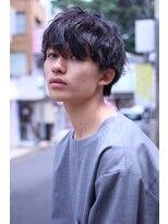 【H原宿/小島遥香】くせ毛風パーマ/ランダムスパイラルパーマ