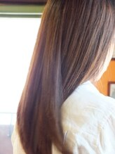 ヘアーブランド ゴップリン(hair brand GOPLIN)こだわりのナチュラルストレート