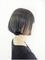ソース ヘア アトリエ 京橋(Source hair atelier)【SOURCE】バニッシュクールボブ