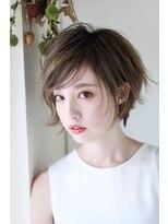 イロドリ ヘアーデザイン(IRODORI hair design)IRODORI  センシュアルショート2 [西尾一寛]