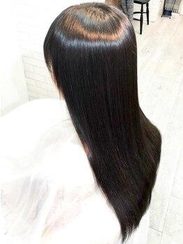 グレーヌ(Graine)の写真/ トリートメントでは美髪は作れない!髪の綺麗さは技術で決まります!