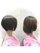 セブン ヘア ワークス(Seven Hair Works)[カラーベーシック]ボブスタイル