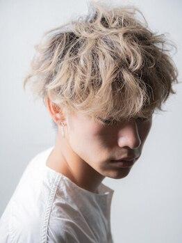 ヘアーアンドメイクランプ(Hair & make Lamp)の写真/【梅田・茶屋町】《朝9時から23時まで営業》カットで第一印象が変わる!好感度UPなメンズヘアカット[¥2500]