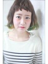 アリス ヘア デザイン(Alice Hair Design)Alice☆菜の花カラー
