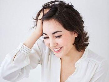 ヘア レイシー(Hair recit)の写真/大人女性に愛されるオシャレのため隠れ家salon[Hair recit]♪「キレイな人」の秘密はここにある―。