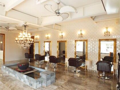 ヘアーアトリエ ラフェル(hair atelier Rafel)の写真