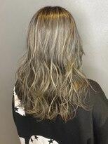 ソース ヘア アトリエ(Source hair atelier)【SOURCE 】ミルフィーユ3Dベージュ