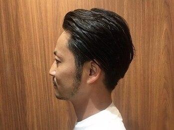 ビート プレミアム 大阪駅前第3ビル店(BEET PREMIUM)の写真/【梅田駅直結!】Men'sサロンだからこそ分かる、Men'sのこだわり。キメすぎないのに目を惹くStyleに!