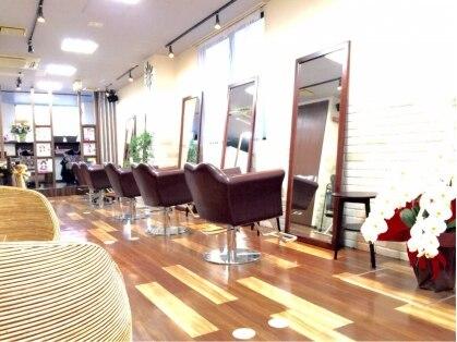 アーチフォーヘア 心斎橋店(a-rch for hair)の写真