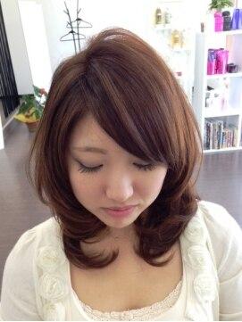 マクロヘアー(macro hair)愛されナチュラルヘアー