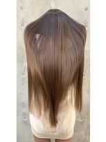 髪質改善ULTOWA水素トリートメント / youres hair Dai