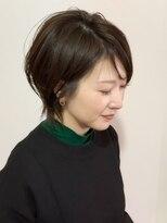 ラトリエコンタン(L´atelier Content)【LatelierContent yumi】ショート◎◎ハイライト