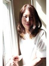 トリコ(TORICO)巻き髪スタイル