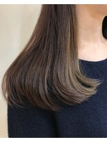 【GOOD DAY HAIR】《フリンジカラー:インナーカラー》  下北沢